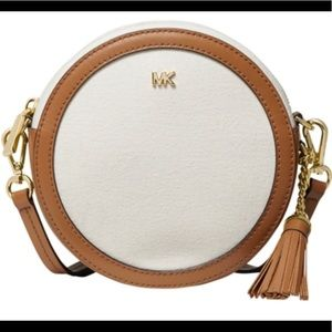 NWT Michael Kors Canteen Crossbody Bag Colorblock